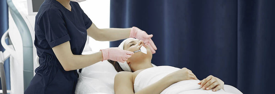 Dermatology MOHS Institute chemical peel treatment services Preparing for a Chemical Peel