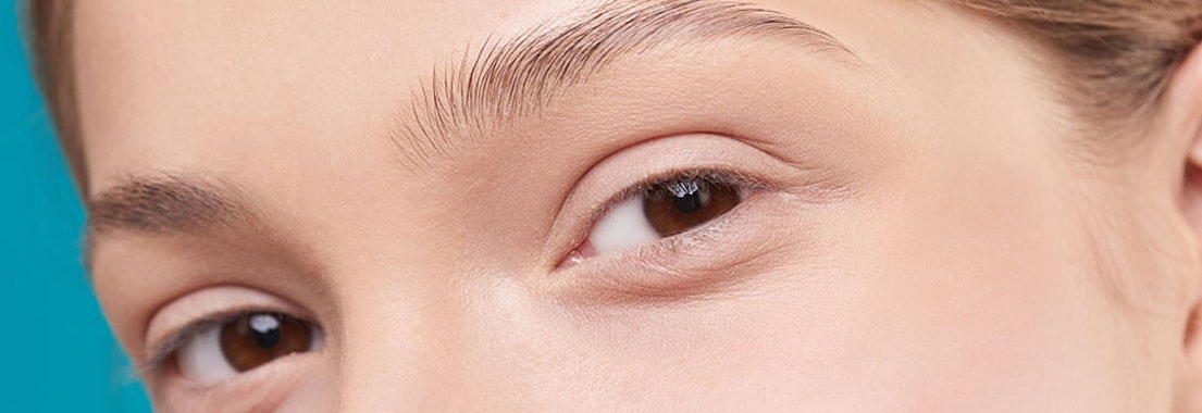 Close up of a woman's eyes Look Great Without Makeup with These Cosmetic Dermatology Treatments