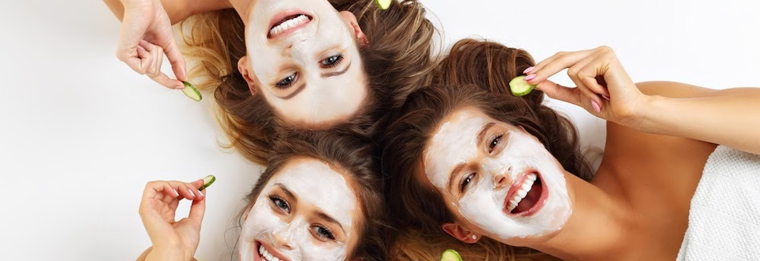 Women receiving facial treatment for acne Enjoy a Fall Acne Facial to Look Your Best this Season