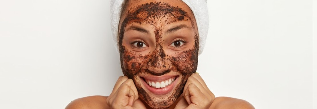 Woman doing exfoliating skin facial Is Exfoliating Really Good for Your Skin and How Often Should You Do It?