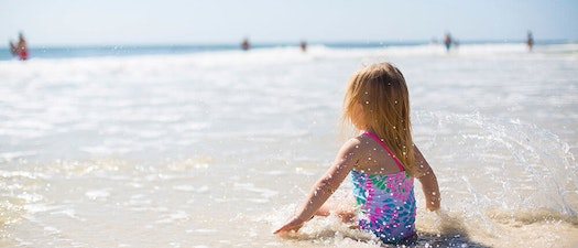 Protecting Your Kids' Sensitive Skin at the Beach