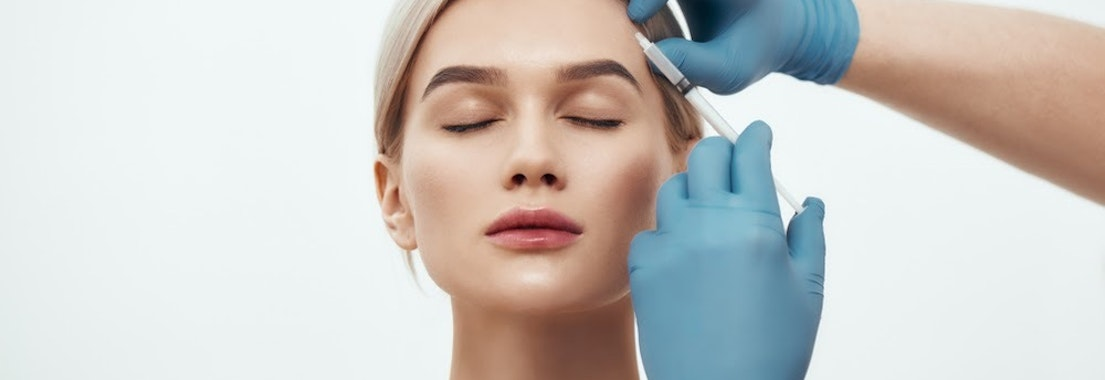 Woman having botox in her face Can You Be Too Young to Try Botox?