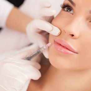 Woman having Botox treatment How Not to Overdo Botox and Fillers