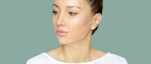 Woman after thread lift treatment How a Thread Lift Can Make You Look Years Younger