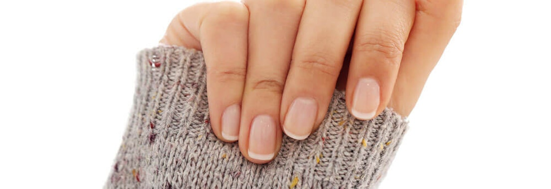 Close up of fingernails The 3 Most Common Nail Abnormalities and What to Do About Them