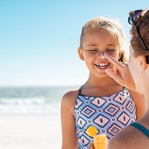 Northeast Dermatology Associates sunscreen application Kids and the Sun: How to Protect Your Beach Bums This Year