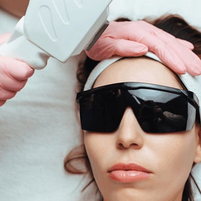 Woman having wrinkles removed How to Reduce Wrinkles After They've Appeared