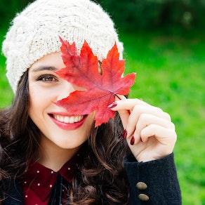 How to Get Clear Skin This Fall