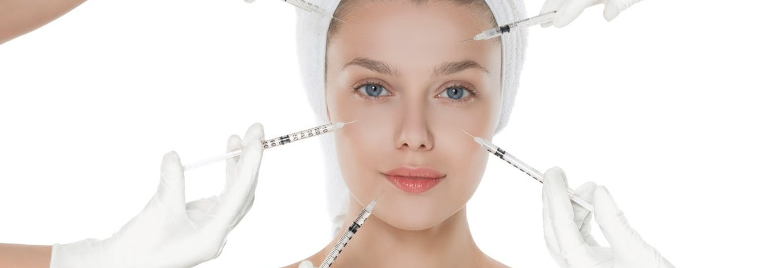 Woman having botox injections How Not to Overdo Botox and Fillers