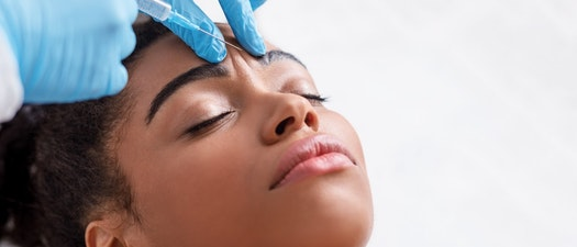 Woman having botox injected How to Use Botox for Wrinkle Prevention