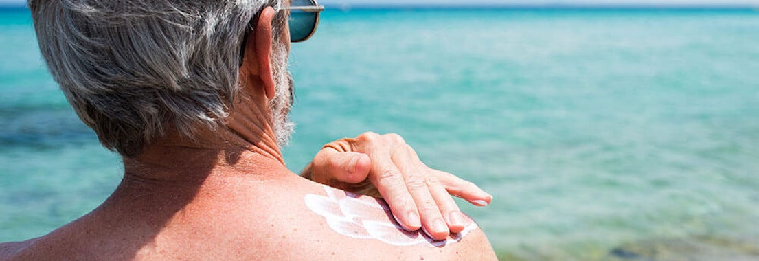Premier Dermatology Partners sun block application Skin Cancer Awareness Month: 5 Best Tips for Protecting Yourself