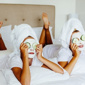 Women having spa skin treatment Top Ideas to Make Your National Skin Care Awareness Month Even Better