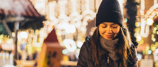 Woman with rosacea in the winter How We Can Help with Your Rosacea This Winter