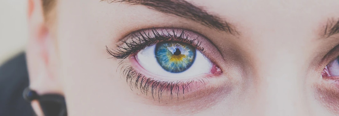 Close up of a woman's hazel eye What Latisse Can Do for Your Beauty Routine