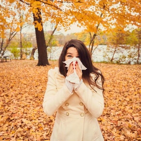 How to Reduce Skin Irritation from Fall Allergies