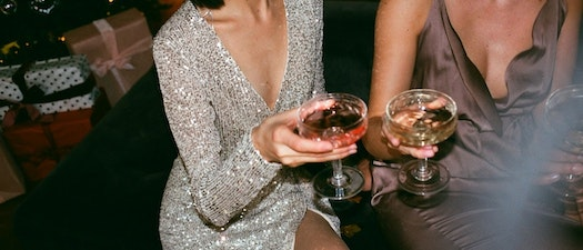 Women at a cocktail party Cocktail Party Coming Up? How To Get Rid of Unwanted Hair