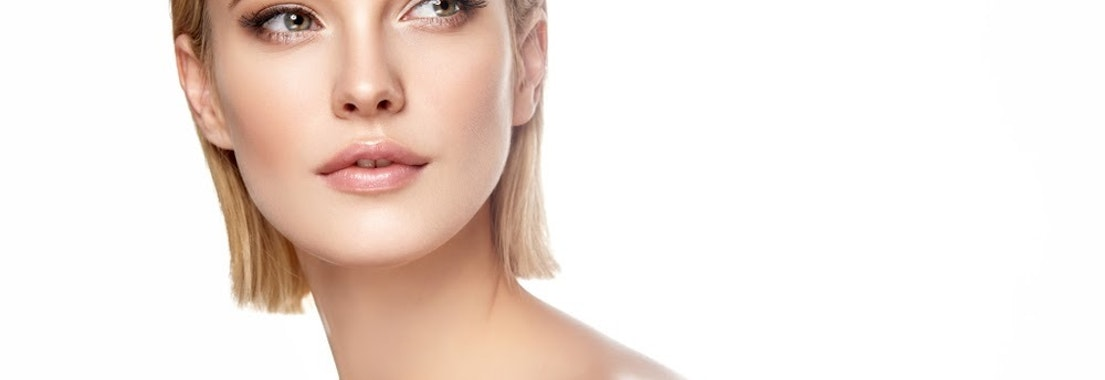 Woman with clear skin from procedures The Top 3 Minimally Invasive Skin Procedures