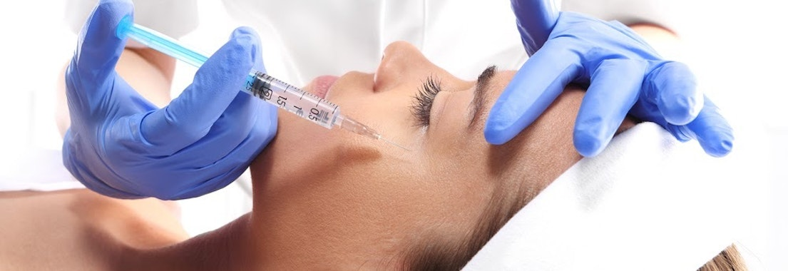 Woman having Botox to reduce wrinkles How to Reduce Wrinkles After They've Appeared