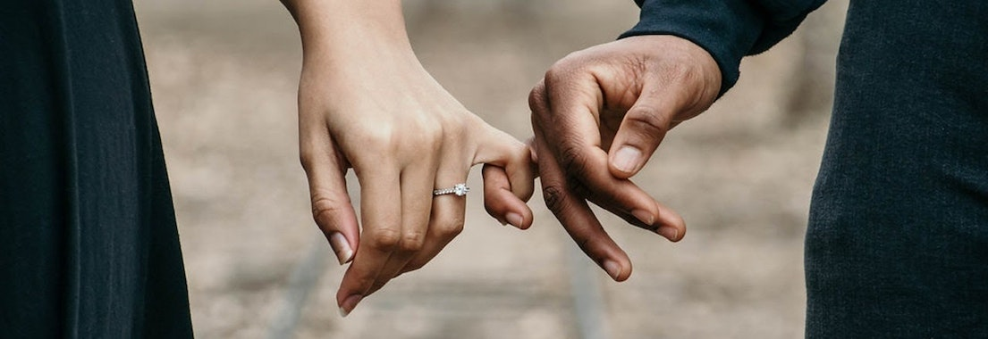 Close up of husband and wife's hands How to Detect a Wart and What to Do About Them