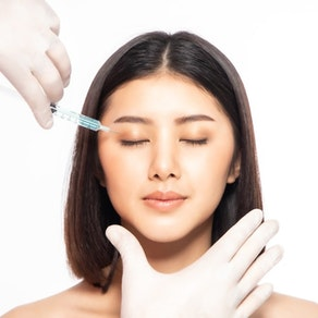 Woman having botox treatment How to Use Botox for Wrinkle Prevention