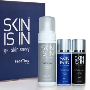 Skin is In skincare products
