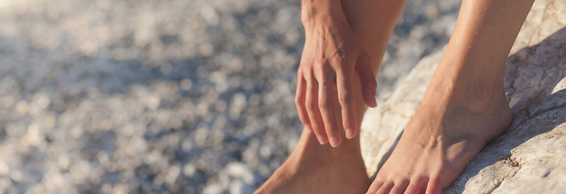 Fungal infection on a man's foot Not Sure What's on Your Skin? It Could Be a Fungal Infection