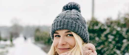 How to Battle Cold-Weather Acne