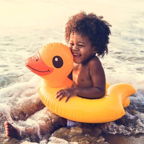 Your Kids and the Sun: How to Protect Sensitive Young Skin