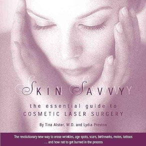 Cover of Skin Savvy book Published Books