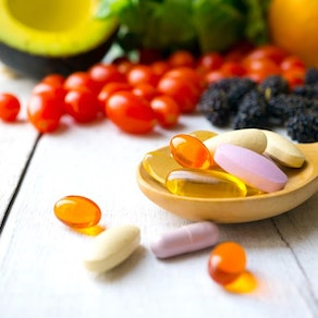 Spoon full of supplements How Supplements Affect the Skin