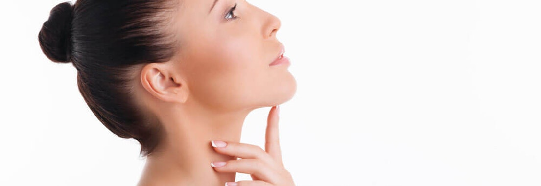 Want to Get Rid of a Double Chin? Here Are Five Ways to Do It.