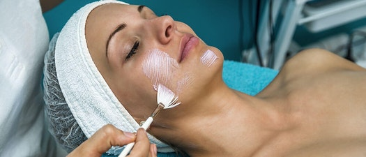 Vanguard Dermatology chemical peel treatment What's It Like to Have a Chemical Peel?