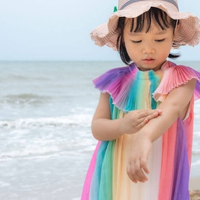 Kids and the Sun: How to Protect Your Little Beach Bums This Year